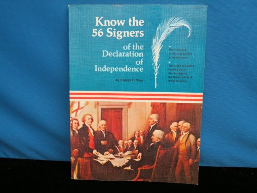know the 56 signers of the declaration of independence (56 Signers Of The Declaration Of Independence)