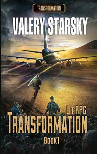 Transformation [LitRPG series. Book I] by [Starsky, Valery]