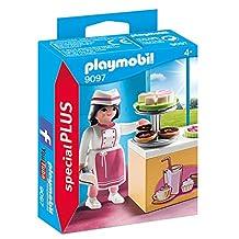 Playmobil Special Plus -Pastory Chef Wiman witrh Cake