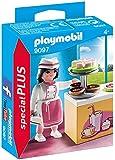 Playmobil 9097 - Pasticcera, Multicolore