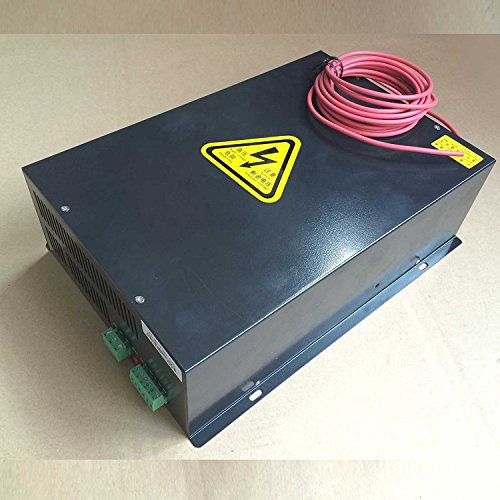 MCWlaser 180W - 200W CO2 Power Supply for 180W 200W Laser tube Engraver Cutter 110V