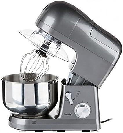 Daewoo DI-9565 - Robot de cocina (43,5 x 25,5 x 39,5 cm), color gris: Amazon.es: Hogar