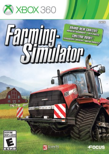 Farming Simulator - Xbox 360 by Maximum Games