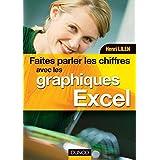 Faites parler les chiffres avec les graphiques Excel - Livre+compléments en ligne (Hors collection) (French Edition)