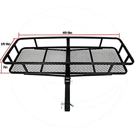 LT Sport SN#100000001253-301 For Acura Rear Hitch Cargo Luggage Carrier Basket - Acura Legend Trailer Hitch
