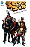 img - for Secret Six Vol. 4: Caution to the Wind book / textbook / text book