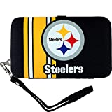AWM Pittsburgh Steelers Shell Wristlet