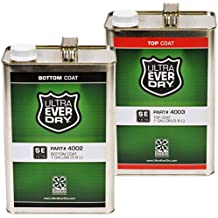 Ultra-Ever Dry Set 4002+ 4003 1 Gallon Bottom Coat AND 1 Gallon Top Coat Each (Both Coatings Included)
