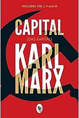 Capital (Das Capital): Includes Vol.1,2,3 Paperback