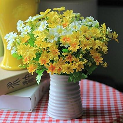 Alger flores artificiales flores artificiales se adaptan a la sala de estar decorativos de flores decoración