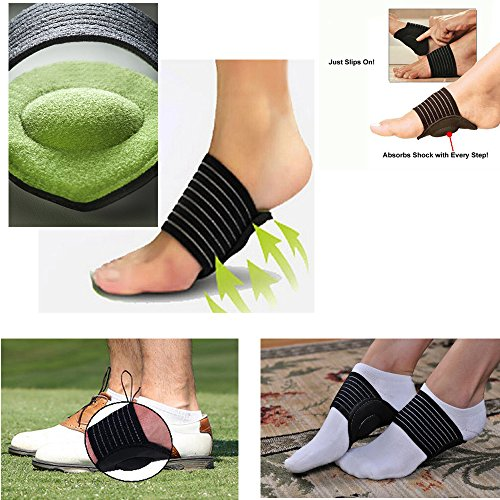 JERN Cushioned Compression Support Comfort