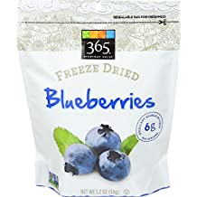 365 Everyday Value, Freeze Dried Blueberries, 1.2 Ounce