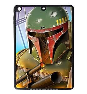 iPad Air Rubber Silicone Case - Boba Fett Star Wars