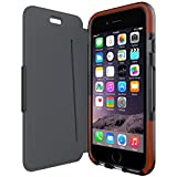 Tech21 Classic Shell Wallet Case for Apple iPhone 6 (Black)