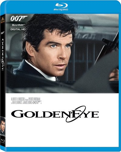 Blu-ray : Goldeneye (Widescreen)