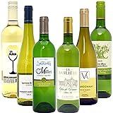 シニアソムリエ厳選 直輸入 白ワイン6本セット((W0AFG8SE))(750mlx6本ワインセット)