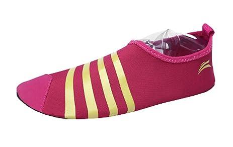 Men' s Diving Shoes Barefoot Soft Non-Slip Water Socks 10.8''