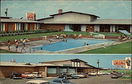 - Ramada Inn Hotels Original Vintage Postcard