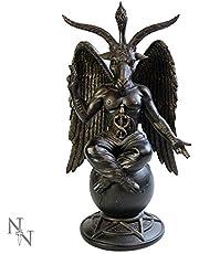 Nemesis Now Baphomet - Figura Decorativa (29,5 cm), Color Bronce