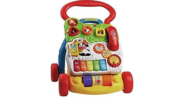 Distinctif VTech Baby First Steps Walker - Cleva Édition Childsafe ...
