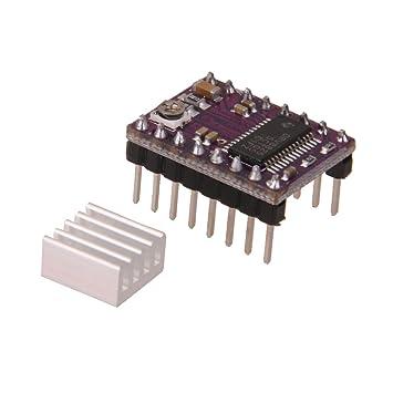 IPOTCH Módulo de Controlador de Motor Accesorios de ...