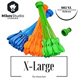 MIKES STUDIO CANADA Bunch O Balloons, 650 X-Large Self Tying Water Balloons