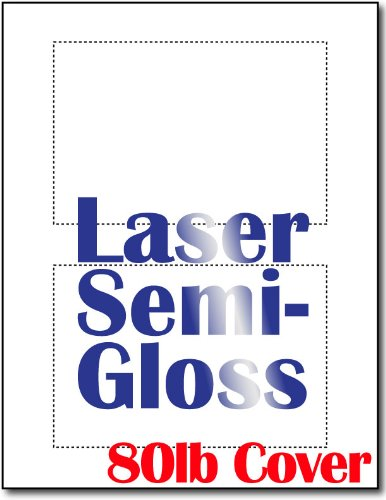 Semi Gloss Laser - Post Cards, 4