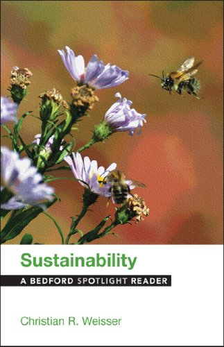 Sustainability: A Bedford Spotlight Reader