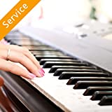 Piano Lesson - One 30-Min Session In Studio