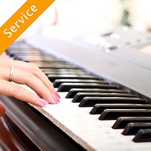Piano Lesson - One 30-Min Session In Studio