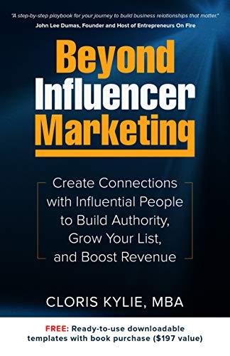Beyond Influencer Marketing by Cloris Kylie ebook deal