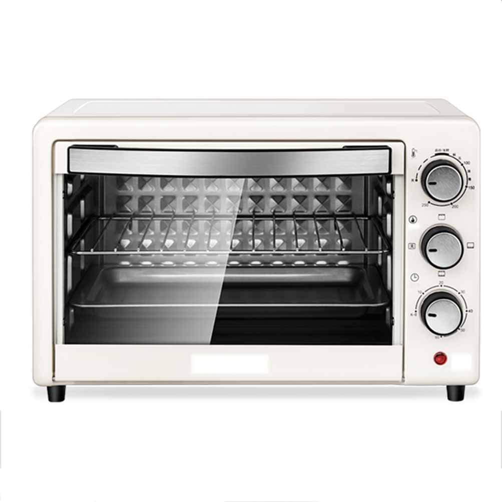 Mini Oven, 10L/25L Christmas Gifts, 60 Minutes Can Be Timed, Convection Toaster Oven, Simple Operation Baking Tray Grill, Electric Oven