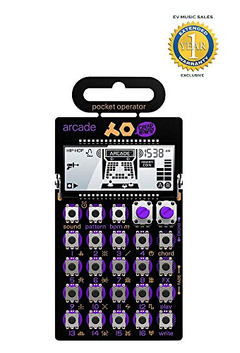 teenage-engineering-po-20-pocket-operator-arcade-synthesizer-with1-year-free-extended-warranty