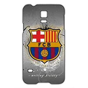 DIY Design FC FC Barcelona Team Logo Phone Case Cover For Samsung Galaxy S5mini 3D Plastic Phone Case