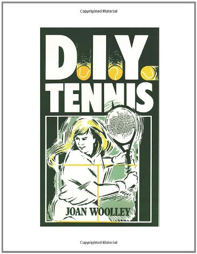 DIY Tennis: Cartoon Illustrated Tennis Guide for Beginners ...