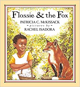 Flossie and the Fox - Black Protagonists in Books