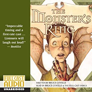 The Monster's Ring Audiobook