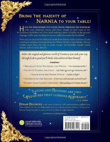 The Unofficial Narnia Cookbook: From Turkish Delight to Gooseberry Fool-Over 150 Recipes Inspired by The Chronicles of Narnia by Sourcebooks Jabberwocky (Image #1)