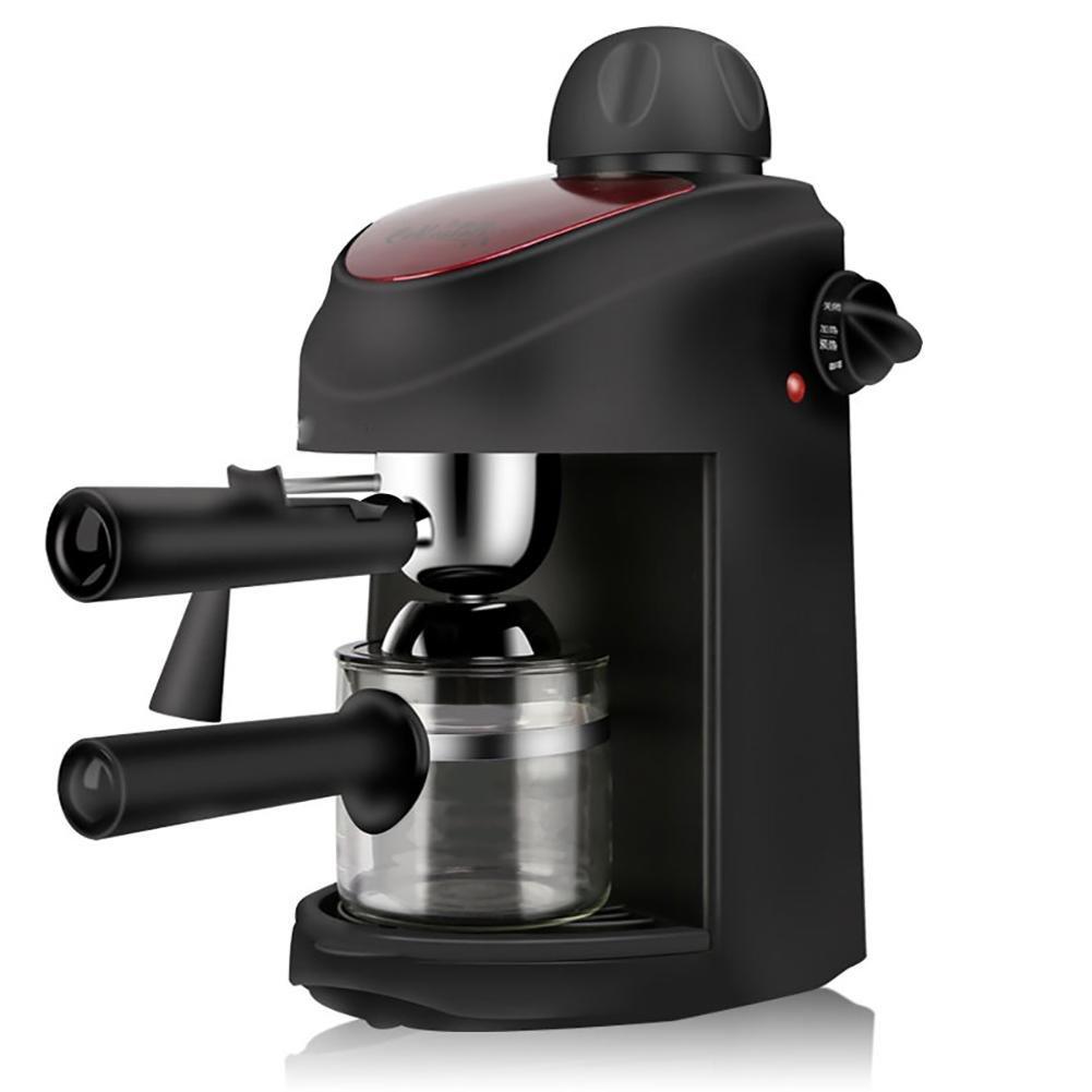 Máquinas de café semi automática máquina de café espresso vapor hogar alta presión cafetera de goteo: Amazon.es: Hogar