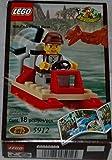 Lego Dino Island Hydrofoil 5912
