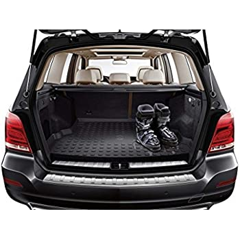 Genuine mercedes benz cargo tray for the 2010 for Mercedes benz glk 350 floor mats