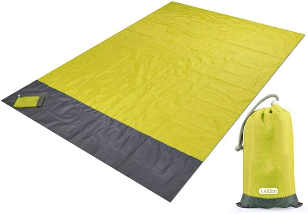 Gfones Picnic Mats Outdoor Tents Lawn Mats Outing Picnic Cloth Cots