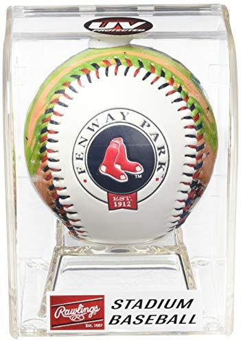 Rawlings MLB Boston Sox 05860024111MLB Stadium Baseball (All Team Options), Red, One Size