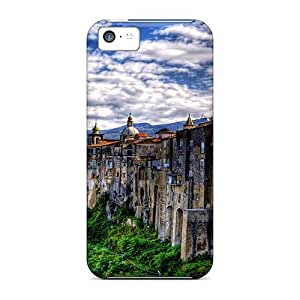 Anti-scratch Case Cover LauraGroff-Y Protective Heavenly Place Case For Iphone 5c