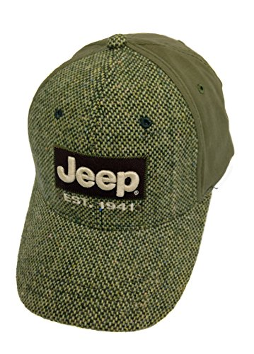 Jeep Tweed Olive Cap