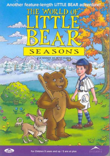little bear dvd collection - 8