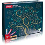 Unibic Festive Snack Bar, 40g (Pack of 4)