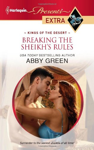 book cover of Breaking the Sheikh\'s Rules