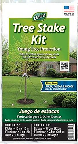 - Dalen Tree Stake Kit for Young Tree Protection