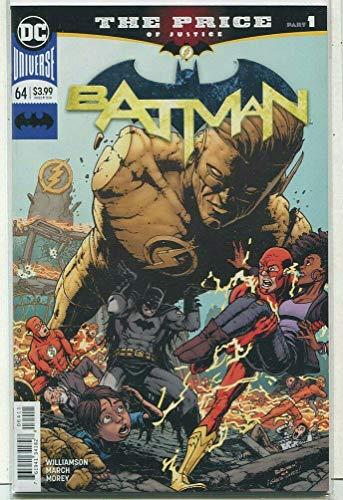 Batman #64 NM The Price Of Justice Part 1 DC Comics - Bat 64